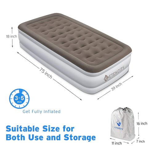 Etekcity Self-Inflating Air Mattress