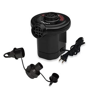 Intex Quick-Fill ZAZ Electric Air Mattress Pump