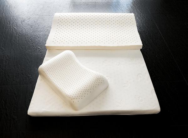 organic mattress and pillow