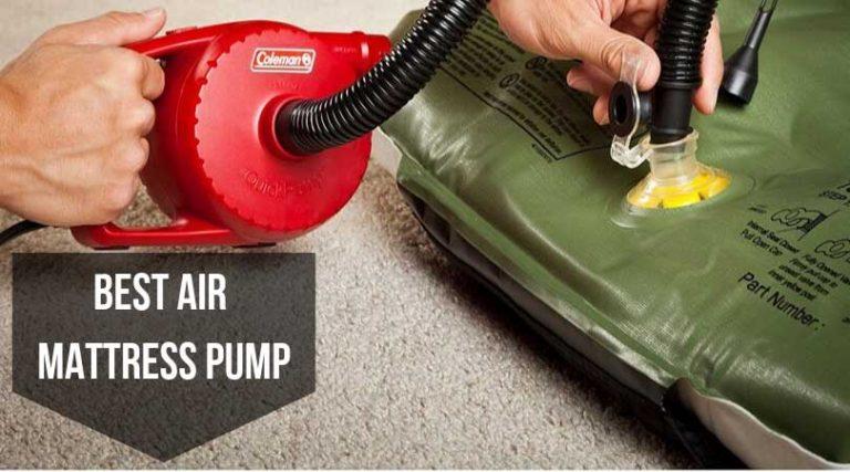 Best-air--mattress-pump
