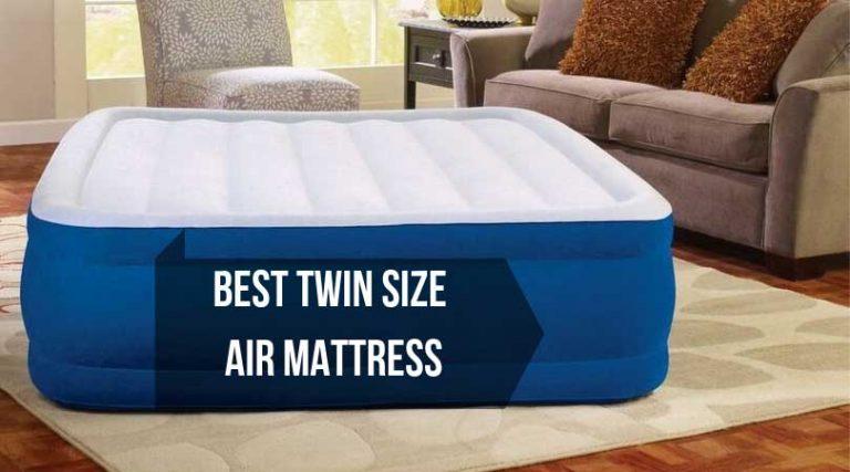 Twin-size-air-mattress