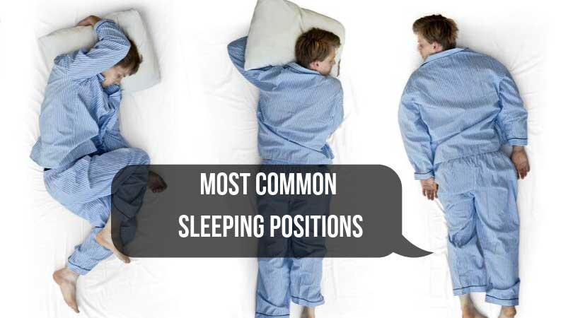 Most-common-sleeping-positions