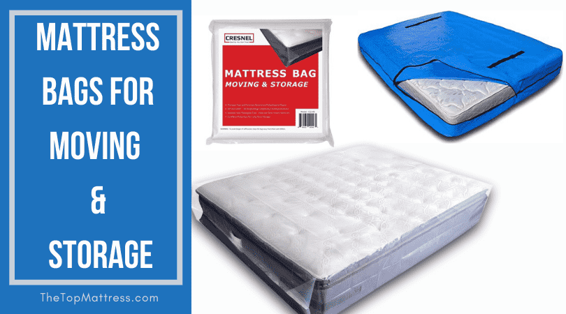 Best Mattress Bags for Moving and Storage